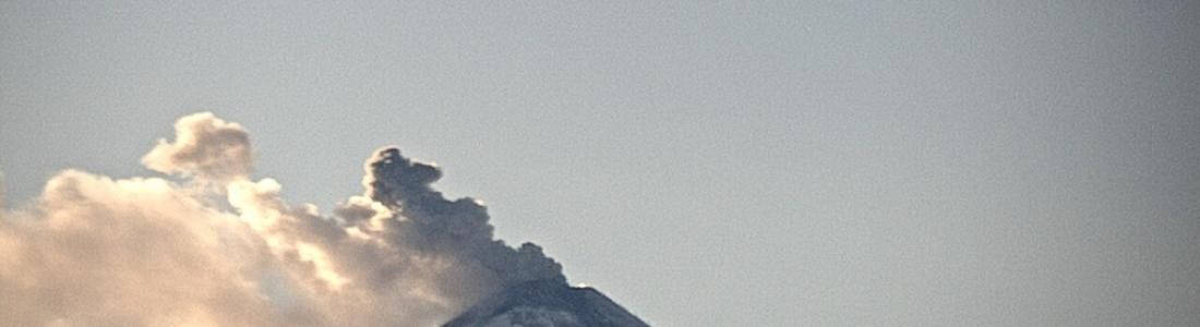 23 Février 2020. FR. Kamchatka : Klyuchevskoy , El Salvador : San Miguel ( Chaparrastique ) , Islande : Thornbjorn / Reykjanes , Costa Rica : Turrialba / Poas / Rincon de la Vieja / Irazu / Barva .