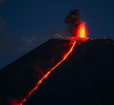 July 14, 2020. EN . Guatemala : Pacaya , Peru : Sabancaya , Kamchatka : Klyuchevskoy , Iceland : Seismic Swarms , Italy / Sicily : Etna .