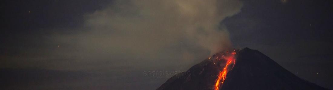 11 Janvier 2018 . FR . Kadovar , Nevado del Ruiz , Sinabung , Popocatepetl .