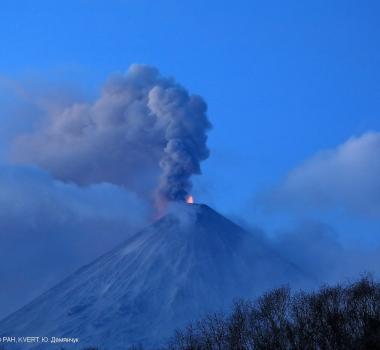 November 19, 2020. EN . Kamchatka : Klyuchevskoy , Indonesia : Merapi , Japan : Suwanosejima , Guatemala : Pacaya .