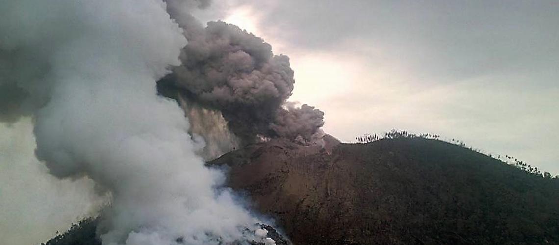 January 22 ,  2018.  EN.  Mayon , Kadovar , Dukono , Popocatepetl .