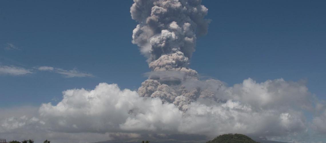 January 23 ,  2018.  EN.  Mayon , Sabancaya , Kadovar , Kusatsu-Shirane .