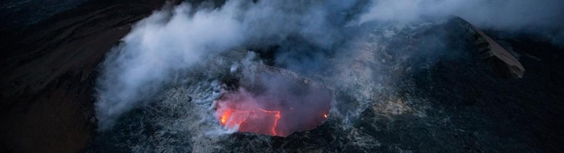 07 Fevrier 2018. FR. Kilauea , Mayon , Shishaldin , Nevado del Ruiz , Nevados de Chillan .