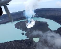 March 19 ,  2018. EN.  Ambae , Mayon , Nevados de Chillan , Satsuma-Iojima .