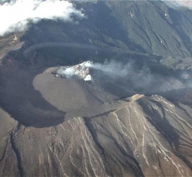 December 26 , 2019 . EN . Italy / Sicily : Etna , Italy : Stromboli , Colombia : Galeras , Ecuador : Chiles / Cerro Negro .