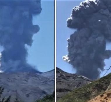 January 31, 2020. EN. Philippines : Taal , Chile : Nevados of Chillan , Costa Rica : Rincon de la Vieja , Hawaii : Mauna Loa , Iceland : Mt Thorbjorn .