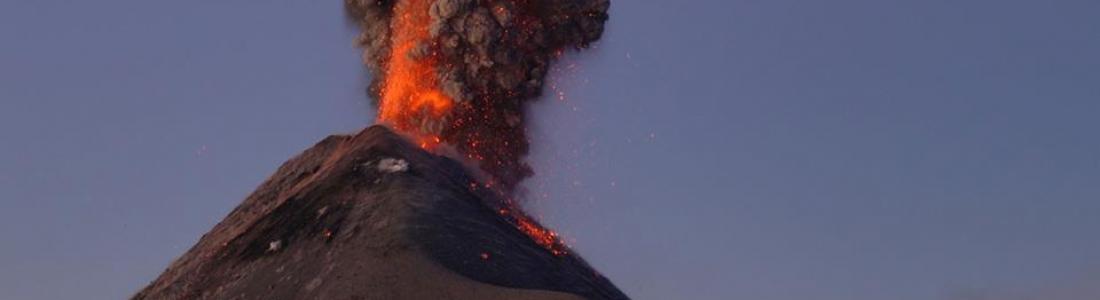 16 Mars 2018. FR. Mayon , Galeras , Turrialba , Poas , Fuego .