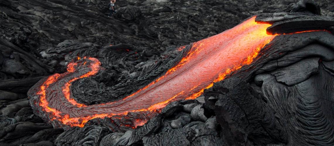 March 17 ,  2018. EN.  Kilauea , Cleveland , Sheveluch , Agung .