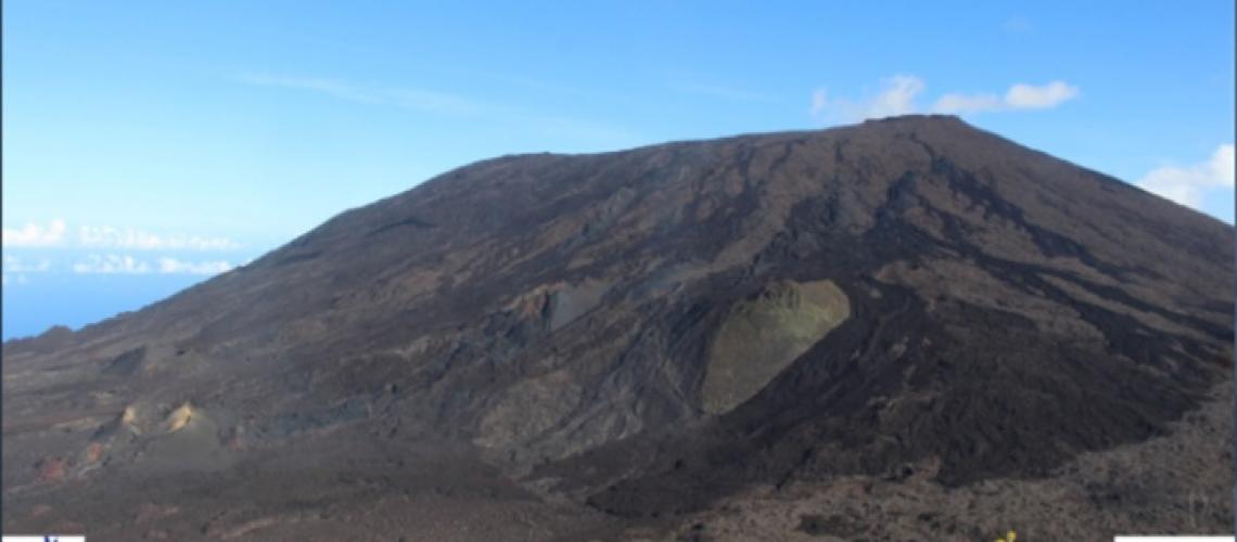 February 19 ,  2019.  EN.  La Réunion : Piton de la Fournaise , Update 16h45.