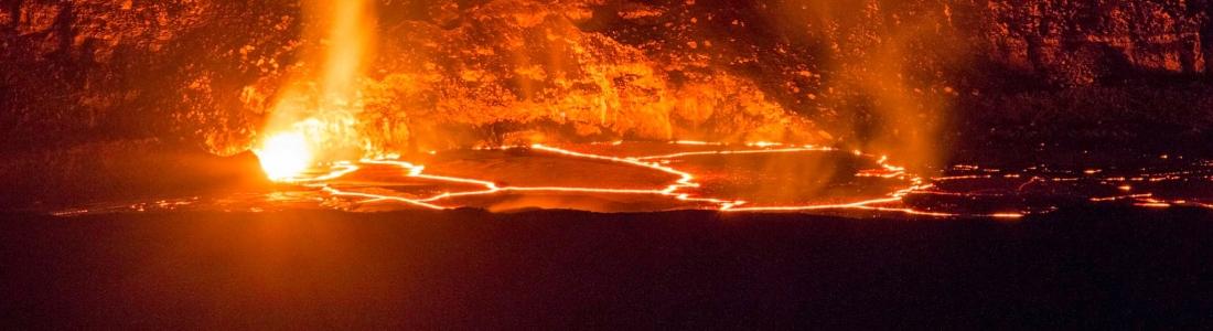 25 Avril 2018. FR . Stromboli , Kilauea , Karymsky , Cumbal .
