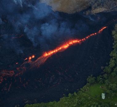 May 15 ,  2018. EN.   Pu'u 'Ō'ō / Kilauea , Shinmoedake , Dukono , Piton de la Fournaise , Poas , Turrialba .