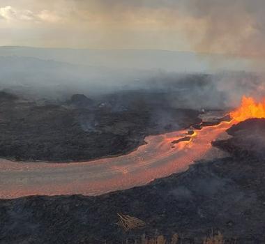 June 10 ,  2018. EN. Hawai : Pu'u 'Ō'ō / Kilauea , Guatemala : Fuego , Ecuador / Galapagos : Sierra Negra , Colombia : Cumbal .