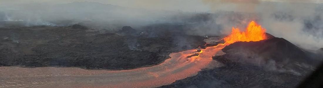 10 Juin 2018. FR. Hawai : Pu'u 'Ō'ō / Kilauea , Guatemala : Fuego , Equateur : Sierra Negra , Colombie : Cumbal .