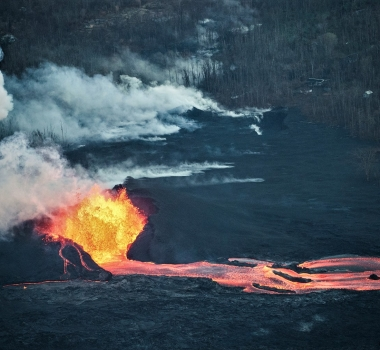 11 Juin 2018. FR. Hawai : Pu'u 'Ō'ō / Kilauea , Chili : Osorno , Guatemala : Fuego , Iles Aléoutiennes : Great Sitkin .