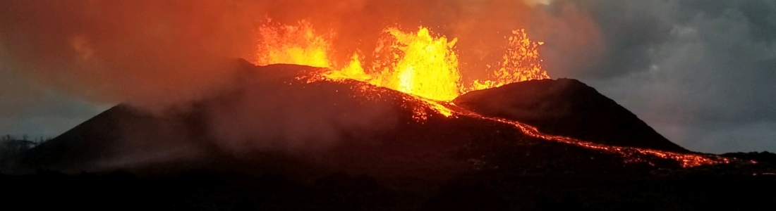 12 Juin 2018. FR . Hawai : Pu'u 'Ō'ō / Kilauea , Fuego : Guatemala , Iles Aleoutiennes : Great Sitkin , Mexique : Popocatepetl .