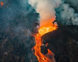 June 21 , 2018. EN. Hawai : Pu'u 'Ō'ō / Kilauea , Chile : Puyehue / Cordon Caulle , Indonésia : Ibu , Colombia , Chiles / Cerro Negro .