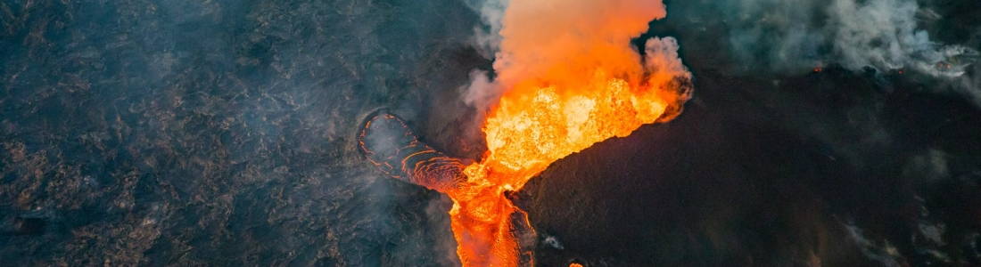 21 Juin 2018. FR . Hawai : Pu'u 'Ō'ō / Kilauea , Chili : Puyehue  / Cordon Caulle , Indonésie : Ibu , Colombie : Chiles / Cerro Negro.