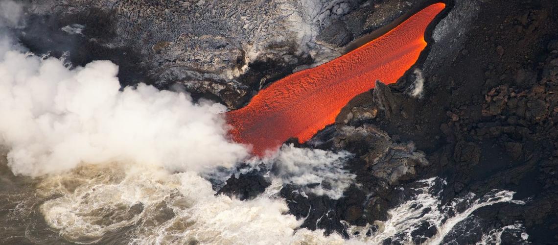 June 23 , 2018.  Indonesia : Krakatau , Hawai :  Kilauea / Pu'u 'Ō'ō , Japan : Shinmoedake .