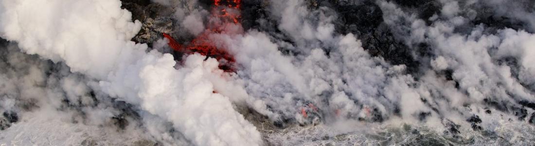 30 Juin 2018. FR . Indonésie : Agung , Hawai : Kilauea , Equateur / Galapagos : Sierra Negra ,  Kamchatka : Klyuchevskoy .