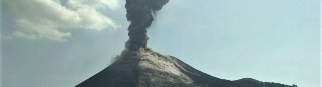 08 Juillet 2018. FR. Colombie : Nevado Del Huila , Equateur / Galapagos : Sierra Negra , Hawai : Kilauea , Indonésie : Anak Krakatau , Indonésie : Agung .