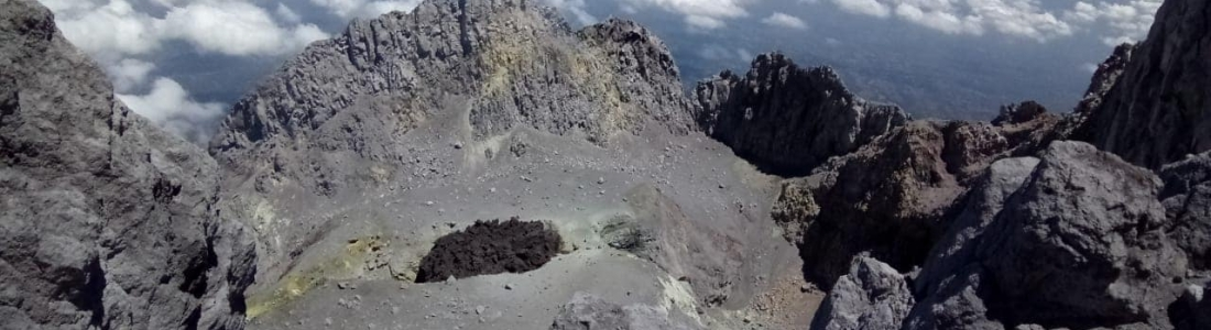 19 Aout 2018. FR. Indonésie : Mérapi , Mexique : Popocatepetl , Guatemala : Fuego , Colombie : Nevado Del Ruiz .