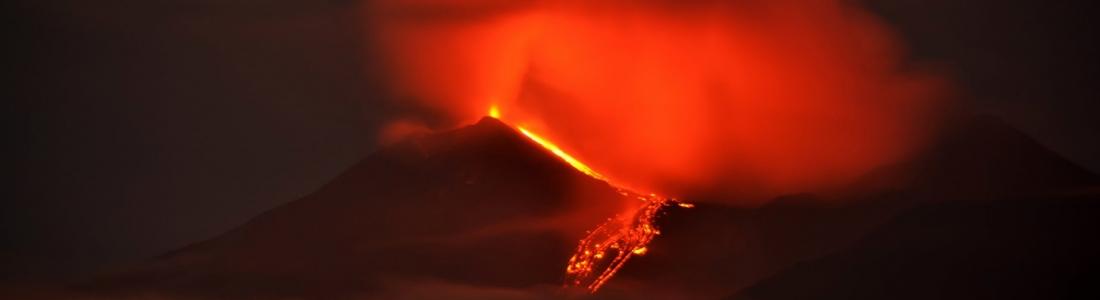 August 25 , 2018. EN.  Italy / Sicily : Etna , Alaska : Great Sitkin , Mexico : Popocatepetl , Hawai : Kilauea .