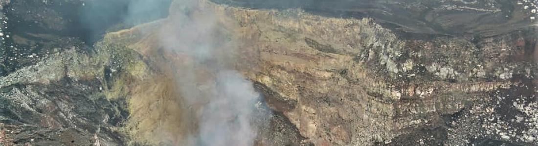 17 Octobre 2018. FR. Chili : Copahue , Vanuatu : Ambrym , La Réunion : Piton de la Fournaise , Colombie : Chiles / Cerro Negro , Guatemala : Fuego .