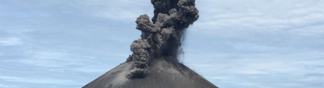 November 27 , 2018.  EN.  Indonesia : Anak Krakatau , Peru : Sabancaya , Guatemala : Fuego , Philippines : Mayon , Costa Rica : Poas / Rincon de la Vieja / Turrialba .
