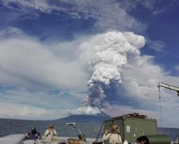 August 06 2020 . EN . Papua New Guinea : Manam , Iceland : Seismicity / Reykjanes Peninsula , Costa Rica : Turrialba / Poas / Rincon de la Vieja / Irazu , Japan / Ryukyu Islands : Suwanosejima .