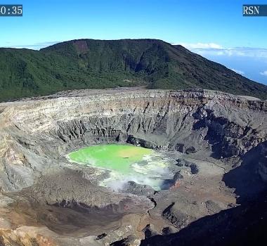 December 10 , 2018.  EN.  France / Guadeloupe : La Soufrière , Chile : Lascar , Philippines : Mayon , Costa Rica : Poas , Rincon de la Vieja , Turrialba .