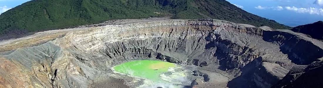 10 Décembre 2018. FR.  France / Guadeloupe : La Soufrière , Chili : Lascar , Philippines : Mayon , Costa Rica : Poas / Rincon de la Vieja / Turrialba .