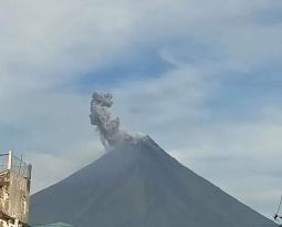 March 13, 2019. EN . Philippines : Mayon , Colombia : Chiles / Cerro Negro , Hawaii : Kilauea , Ecuador : Reventador , Nicaragua : San Cristobal .