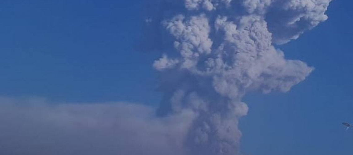 December 30 , 2018.  EN.  France / Guadeloupe : La Soufrière , Chile : Nevados de Chillan , Italy / Sicily : Etna , Indonesia : Agung , Kamchatka : Sheveluch .