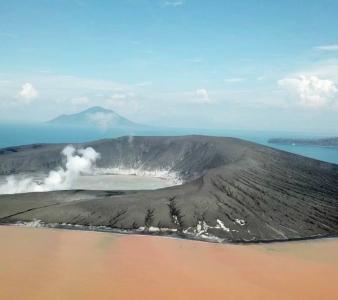 January 14 , 2019.  EN.  Indonesia : Anak Krakatau , Chile : Nevados de Chillan , Nicaragua : San Cristobal , Papua New Guinea : Manam , Mexico : Popocatepetl .