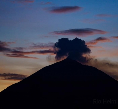 February 15 , 2019.  EN.  Indonesia : Agung , Indonesia : Kerinci , Chile : Planchon Peteroa , Chile : Nevados de Chillan , Guatemala : Fuego , Mexico : Popocatepetl .