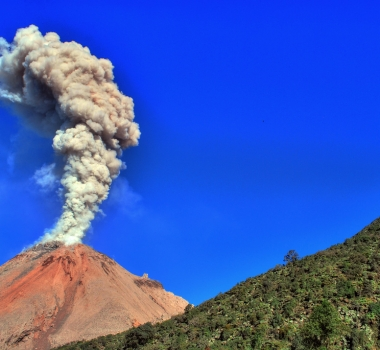 July 16 , 2016. EN.  Ticsani , Santiaguito , Pavlof, Kilauea .