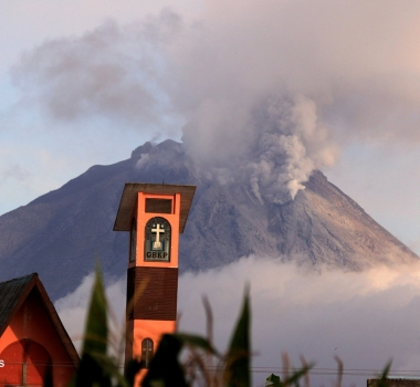 May 25, 2019. EN. Indonesia : Sinabung , Indonesia : Agung , Mexico : Popocatepetl , Costa Rica : Turrialba / Poas / Rincon de la Vieja .