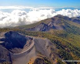 September 17, 2021. EN. Spain / La Palma : Cumbre Vieja , Japan : Suwanosejima , Philippines : Taal , Chile : Nevados de Chillan , Mexico : Popocatepetl .