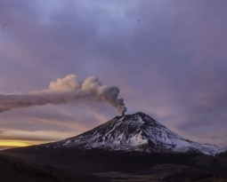 May 23, 2015. EN. Japan : Azumayama , Mexico : Popocatepetl , Ecuador : Reventador , Indonesia : Agung .