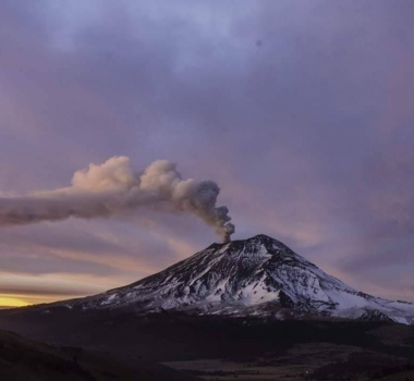 May 23, 2015. EN. Japan : Azumayama , Mexico : Popocatepetl , Ecuador : Reventador , Indonesia : Agung .