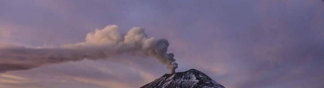 23 Mai 2015. FR.  Japon : Azumayama , Mexique : Popocatepetl , Equateur : Reventador , Indonésie : Agung .