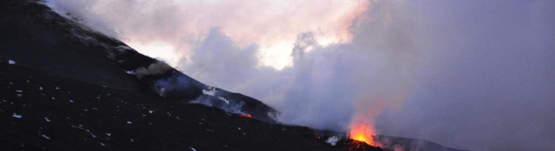 02 Juin 2019. FR. Italie / Sicile : Etna , Iles Aleoutiennes : Great Sitkin , La Réunion : Piton de la Fournaise , Mexique : Colima .