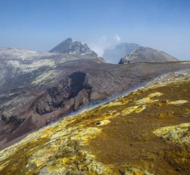 June 14, 2019. EN . Colombia : Chiles / Cerro Negro , El Salvador : Santa Ana (Ilamatepec) , Italy / Sicily : Etna , Mexico : Popocatepetl .
