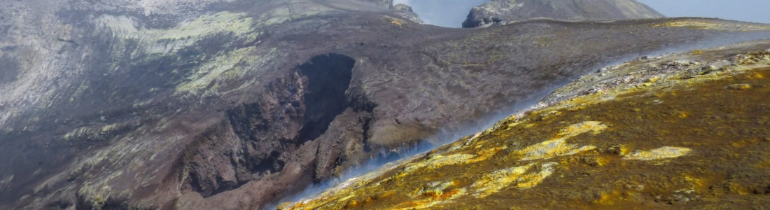14 Juin 2019. FR. Colombie : Chiles / Cerro Negro , El Salvador : Santa Ana (Ilamatepec) , Italie / Sicile : Etna , Mexique : Popocatepetl .