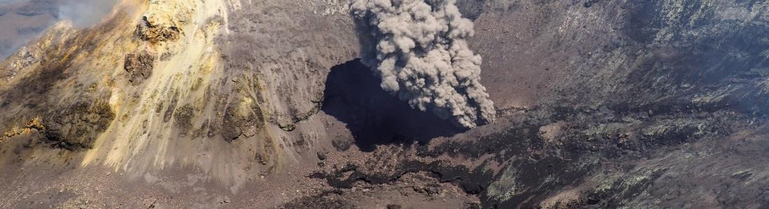 16 Juin 2019. FR. Chili : Nevados de Chillan , Indonésie : Dukono , Espagne : Pico Viejo (Tenerife) , Italie / Sicile : Etna , Mexique : Colima .