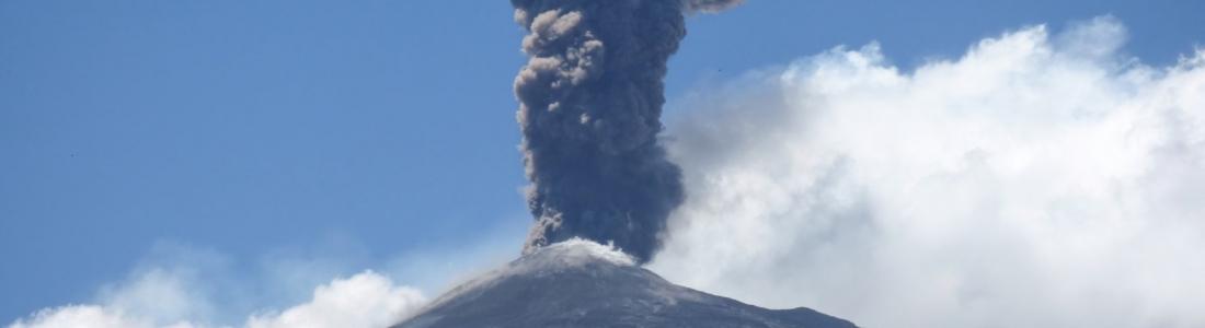 July 03 , 2019. EN. Italy / Sicily : Etna , Hawaii : Mauna Loa , Papua New Guinea : Ulawun / Manam , Peru : Ubinas .