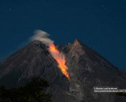 July 16, 2019. EN. Italy : Stromboli , Italy : Etna , Alaska : Great Sitkin , Peru : Sabancaya , Indonesia : Merapi .