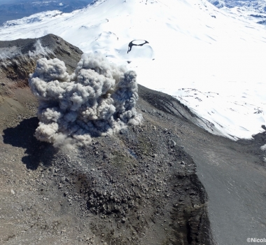 September 06 , 2019. EN. Hawaii : Mauna Loa , Chile , Nevados de Chillan , El Salvador : San Miguel (Chaparrastique) , Mexico : Popocatepetl .