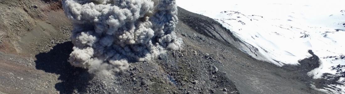 September 06 , 2019. EN. Hawaii : Mauna Loa , Chile , Nevados de Chillan , El Salvador : San Miguel (Chaparrastique) , Mexico : Popocatepetl .