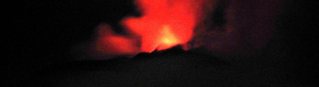 September 10, 2019. EN. Italy / Sicily : Etna , Peru : Ubinas , Peru : Sabancaya , Chile : Villarica .